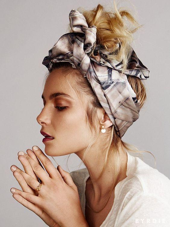 capelli estate foulard