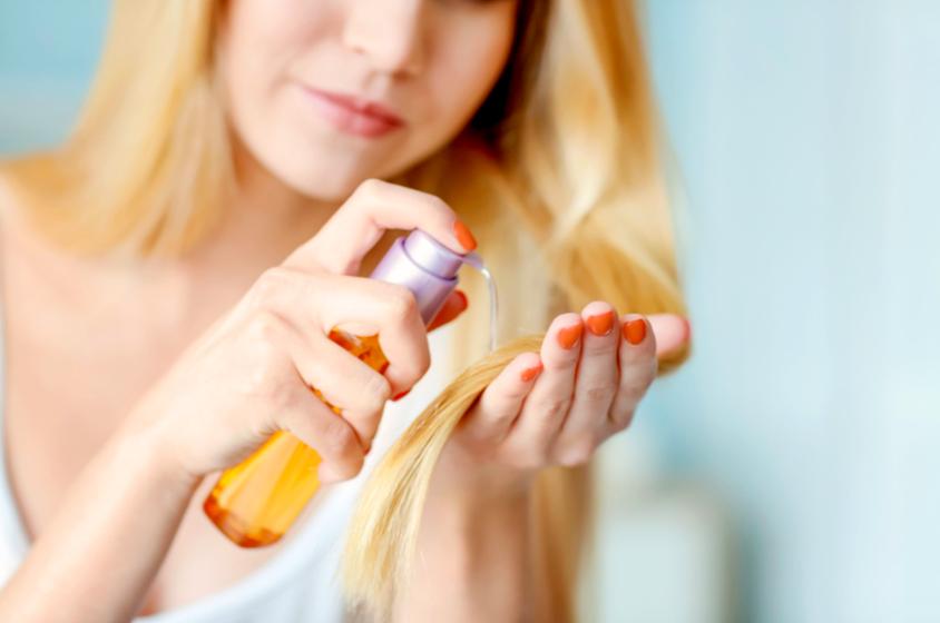 spray protettivo capelli estate