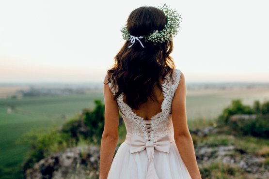 acconciature sposa 2018